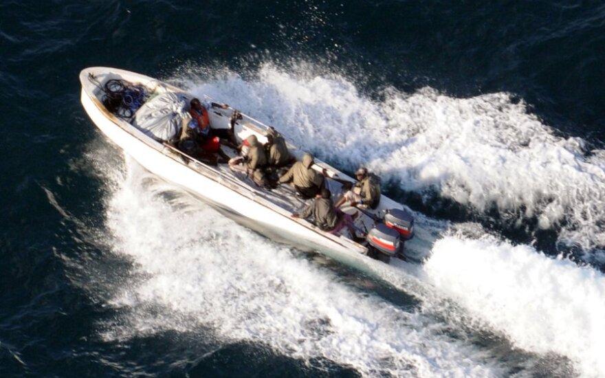"""Влиятельный сомалийский пират Большой рот объявил о завершении """"карьеры"""""""