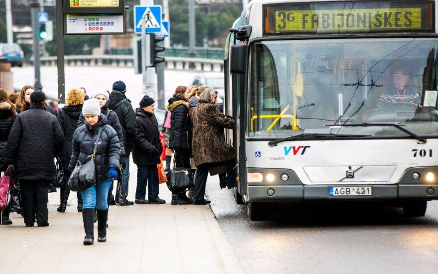 В общественном транспорте новшество для поддержания дисциплины среди работников
