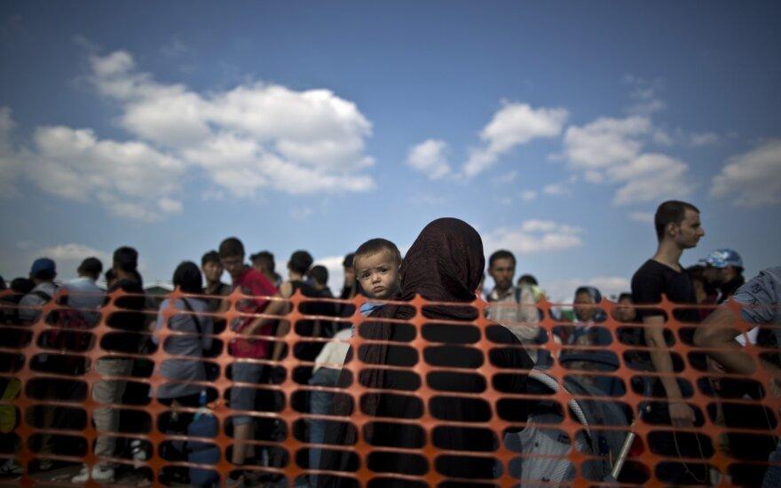 СМИ: беженцы платят до 10 000 евро для попадания в Европу