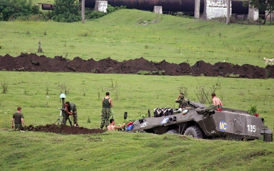 Independent: Россия незаметно передвинула границу на оккупированной территории Грузии