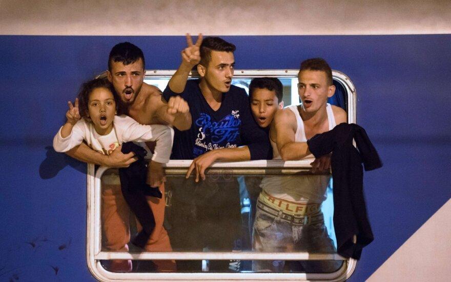 Подсчитали, сколько будет стоить лечение беженцев в Литве