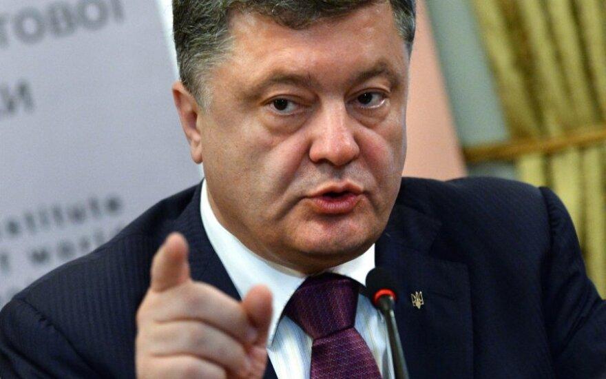 Petro Poroszenko nowym prezydentem Ukrainy?