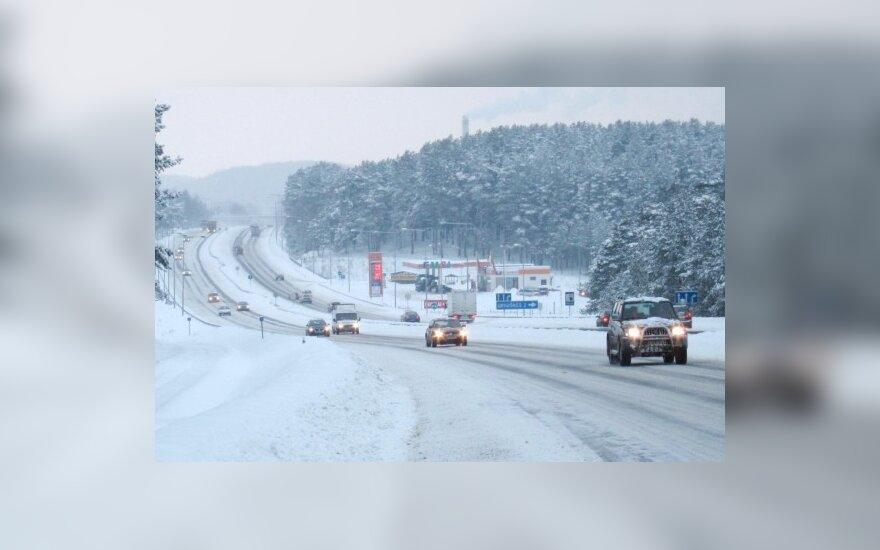 Дорожные службы не гарантируют, что после встречи Нового года все вернутся домой