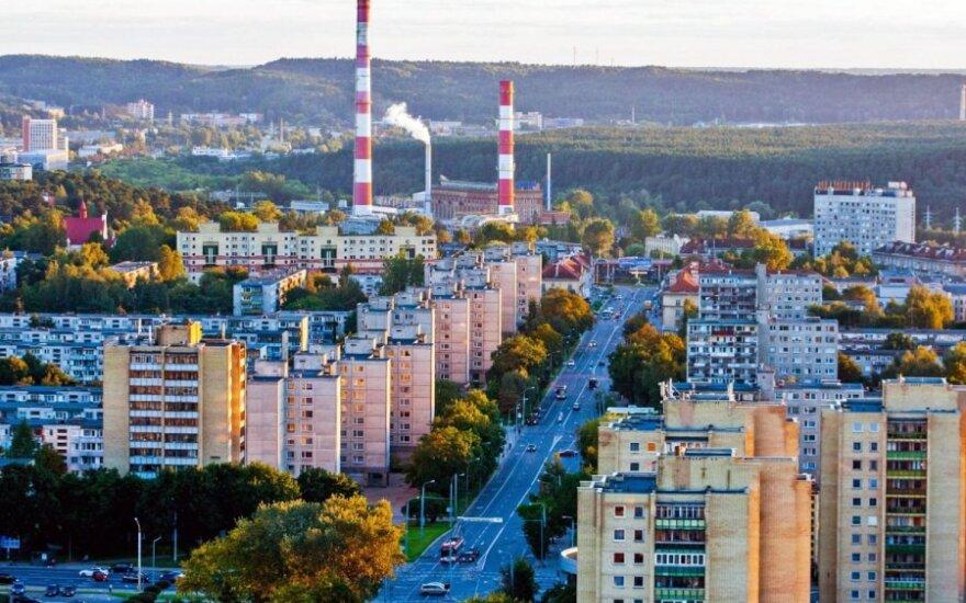 Savanorių prospektas Vilniuje