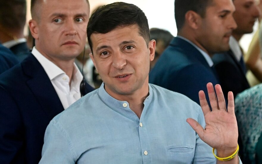 """ЦИК Украины: """"Слуга народа"""" может обойтись и без коалиции"""