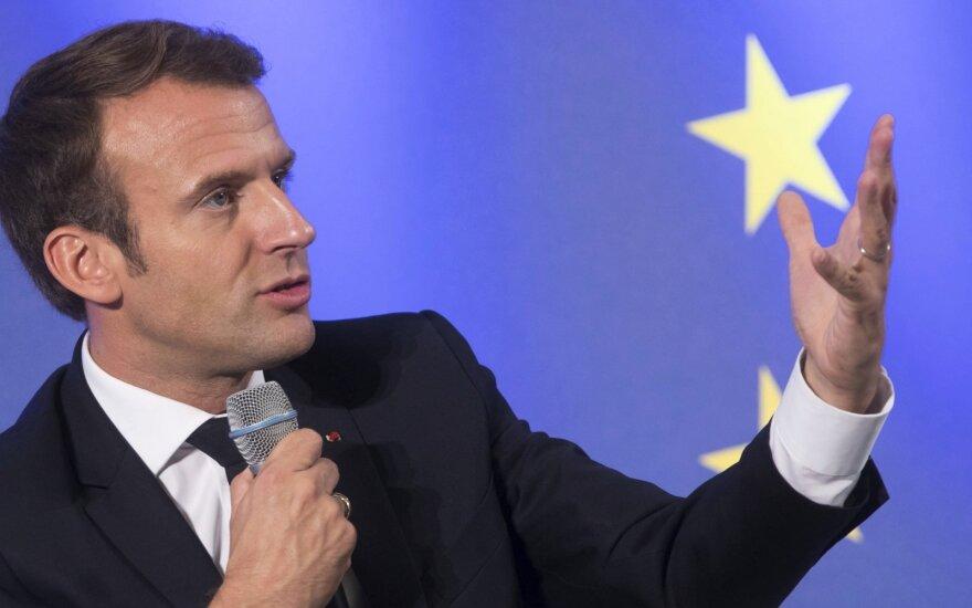 Президент Франции готовит закон против фейковых новостей