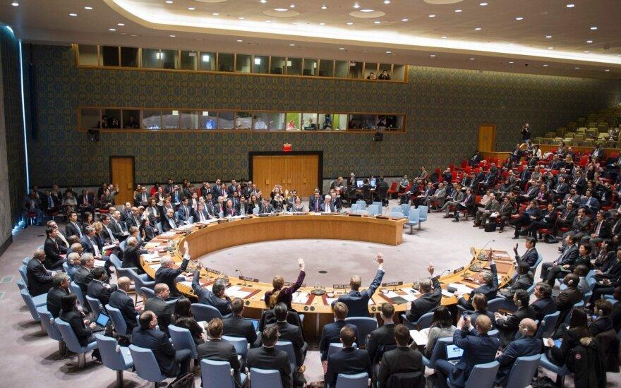 В Совбезе ООН не смогли договориться с Россией по Сирии