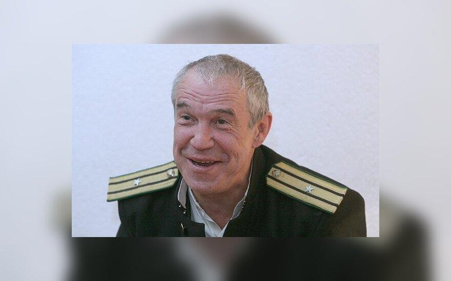 Сергей Гaрмаш ходит налево