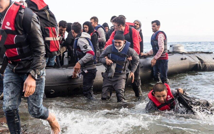 ЕС ищет помощи Турции, чтобы сдержать поток мигрантов