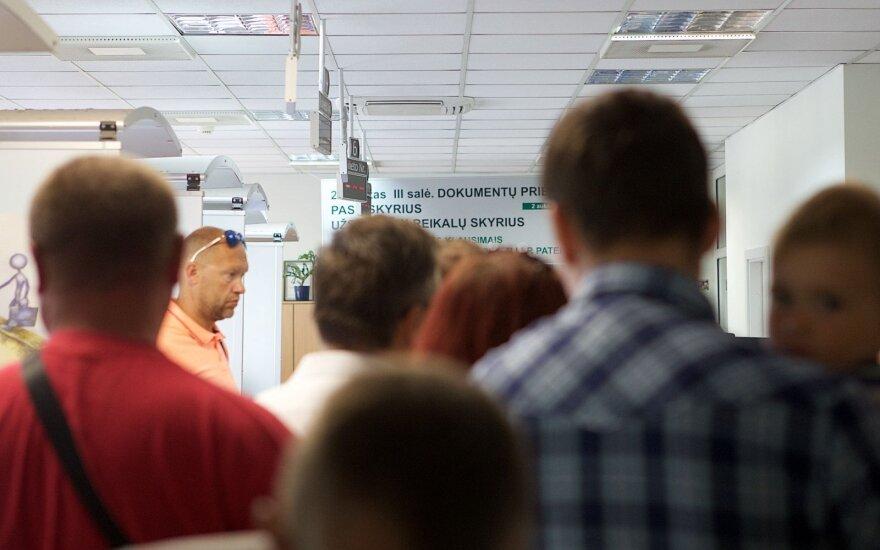 Литовской миграционной системе дали отрицательную оценку