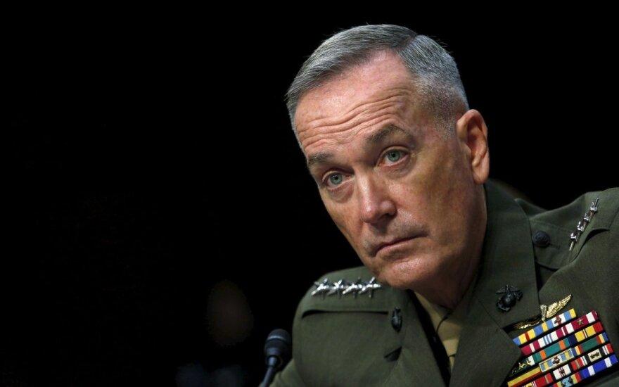 """Второй военный США за день назвал Россию """"главной угрозой"""""""