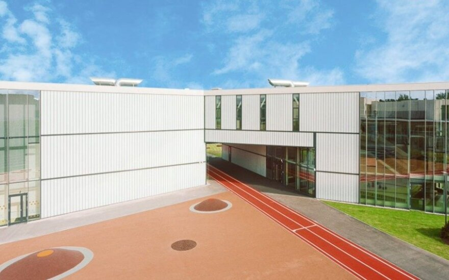 Exupery International School – первая международная школа-пансион в Балтии