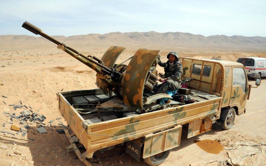 Сирийская армия готовит новое наступление при поддержке России