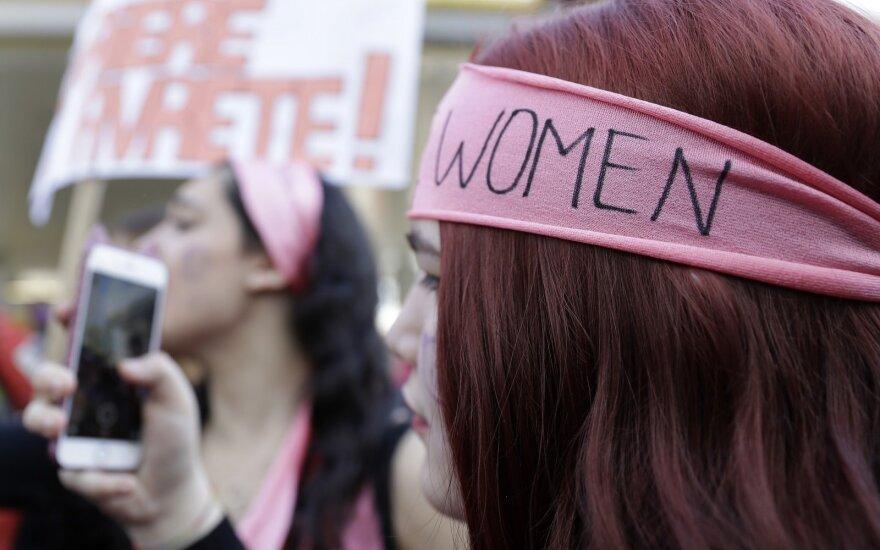 В Италии 8 марта отметили забастовками против дискриминации и гендерного насилия