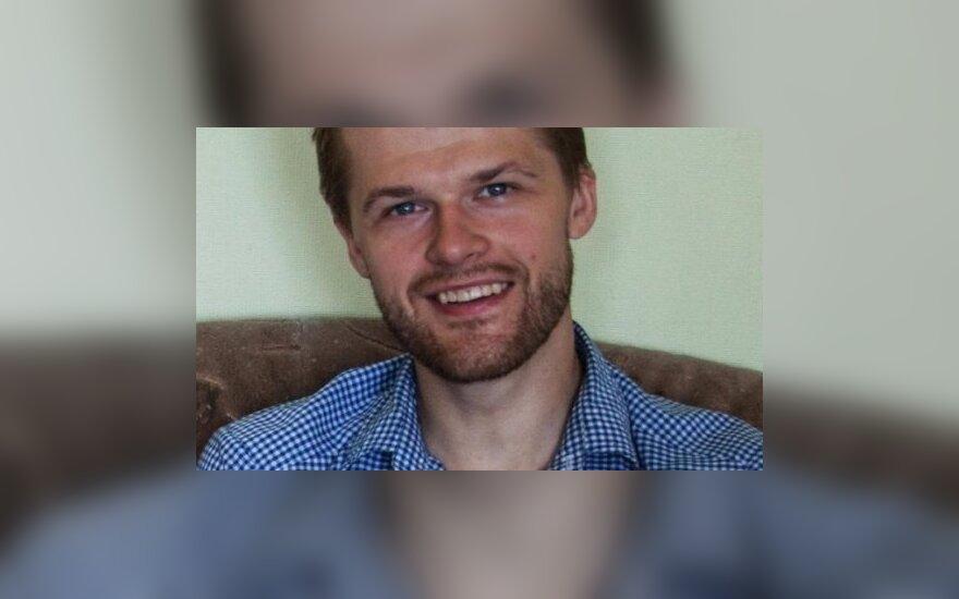 Машину пропавшего жителя Лиепаи нашли на обочине в Шауляй