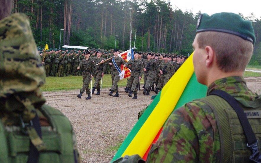 """КНБО: подготовка Литвы накануне учений """"Запад"""" лучше, чем в 2013 году"""