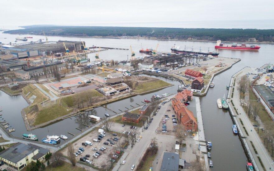 Погрузки Клайпедского порта в этом году выросли на 3% до 34,6 млн тонн