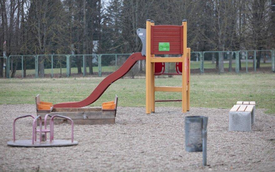 Никакого похищения ребенка в Вильнюсе не было: полиция закрыла дело