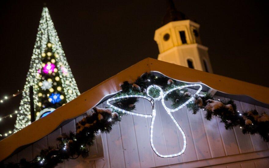Рождество в этом году в Литве будет иным: министр уже готовит новый порядок