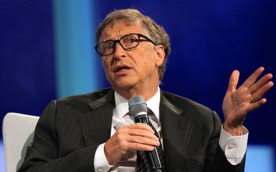 Теория заговора: Билл Гейтс устроил пандемию коронавируса, чтобы чипировать население