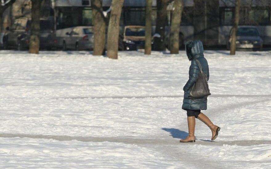 Погода: в Литву возвращается мороз