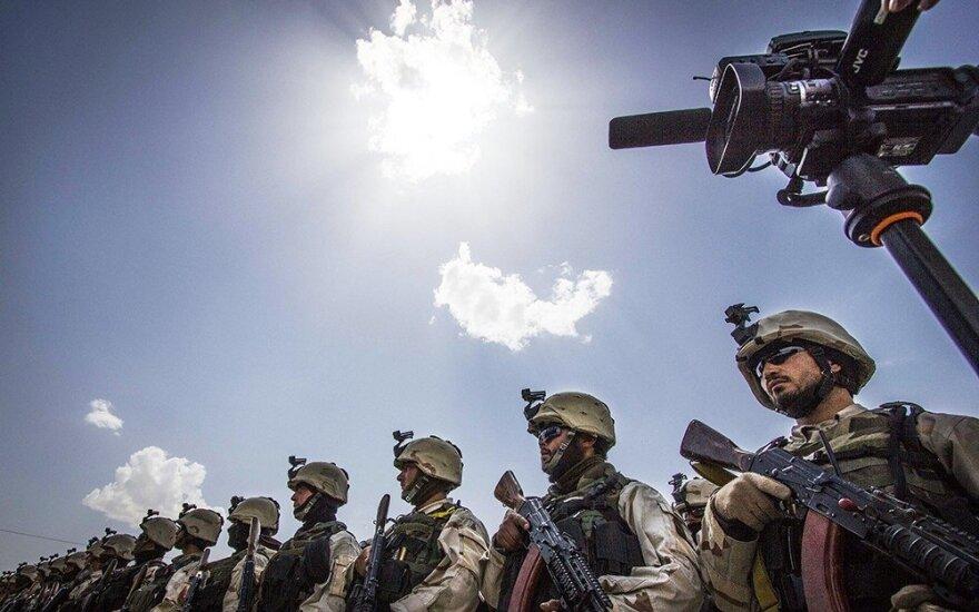 """В учениях """"Железный меч 2016"""" примут участие около 4000 военнослужащих"""