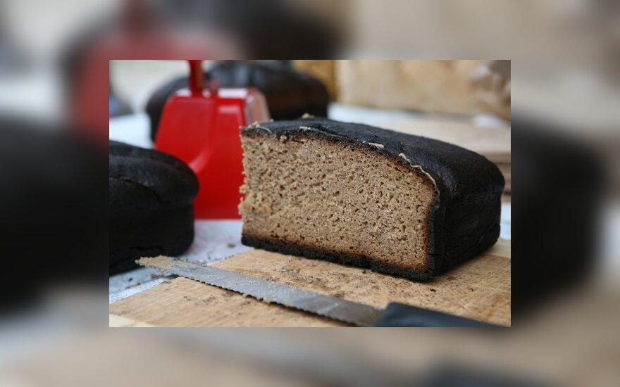 В Ирландии литовец украл ломоть хлеба