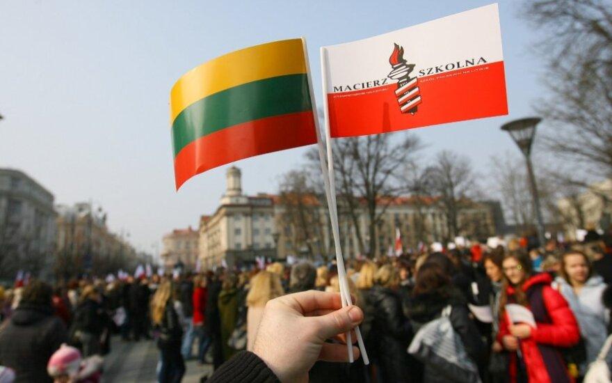 Новое предложение снова обходит интересы поляков Литвы
