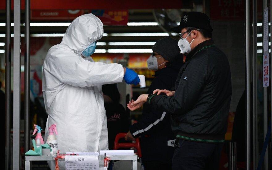 За сутки число зараженных коронавирусом в ФРГ почти удвоилось