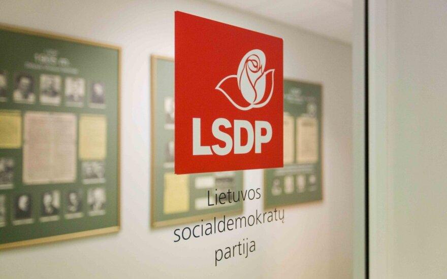 Литовские социал-демократы готовят съезд для дальнейшего формирования руководства