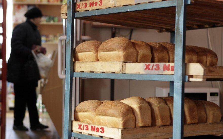 Duona Rusijos parduotuvėje