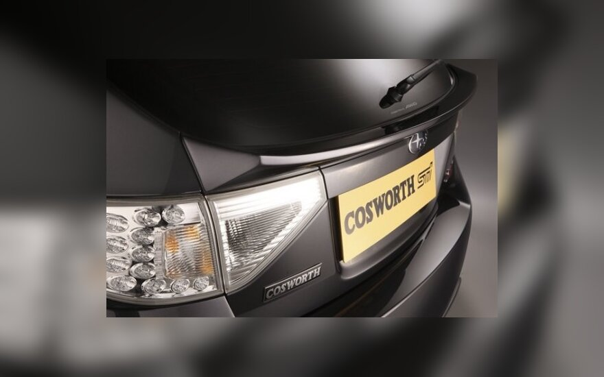 Subaru Impreza от компании Cosworth