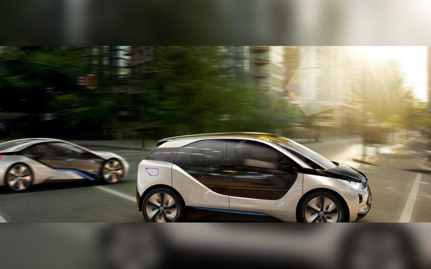 Франкфурт-2011: пять мировых премьер от BMW