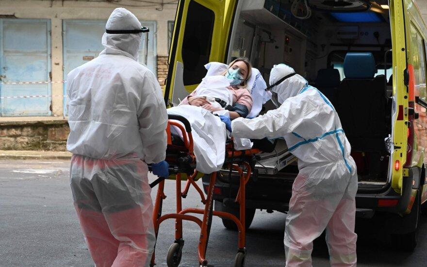 В мире отмечен рекордный прирост числа заражений коронавирусом