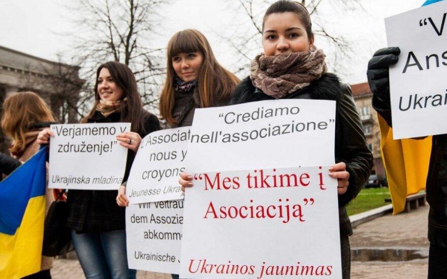 У Сейма Литвы призывали к подписанию соглашения между ЕС и Украиной