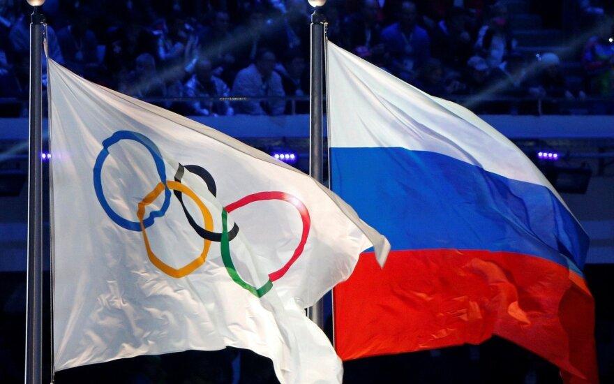 Украина запрещает своим спортсменам соревноваться на территории России