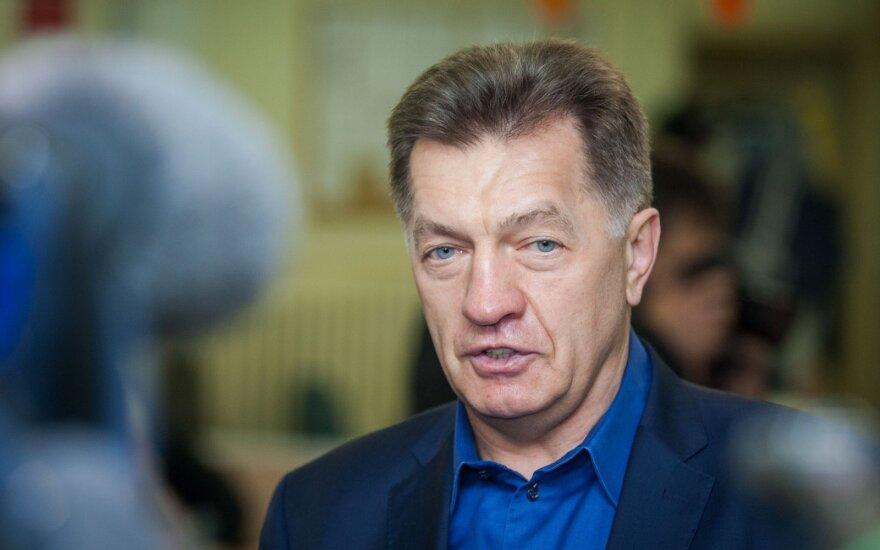 Премьер Литвы проиграл выборы в одномандатном округе