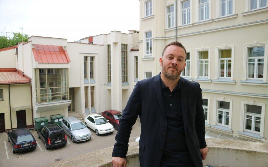 На конкурсе атташе по культуре Литвы в Китае победил искусствовед Иванаускас