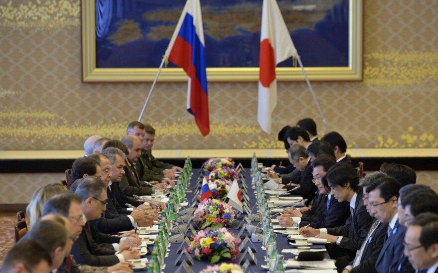 Япония выразила протест из-за военных планов России на Курилах