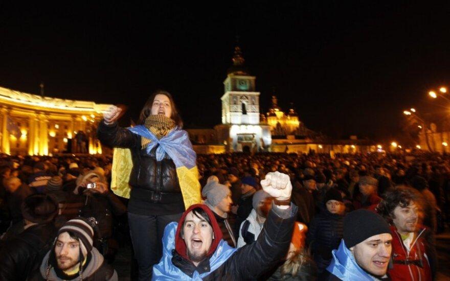 """Побоище на Майдане: """"если бы мы не вышли превратились бы в условную """"Белоруссию"""""""