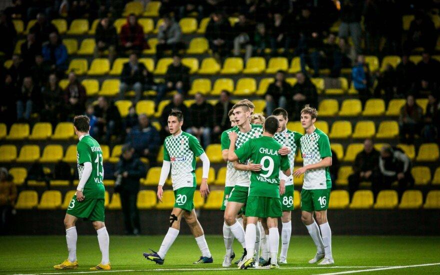 Вильнюсский Žalgiris думает об участии в Польской футбольной лиге