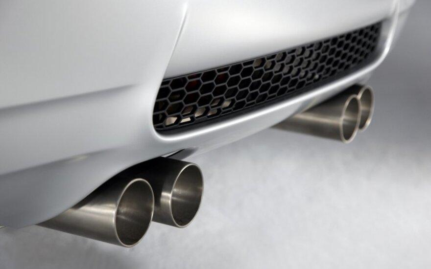 BMW готовит супер-дизель с тремя турбинами для седана