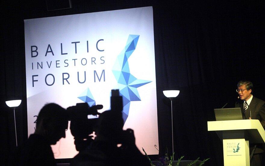 Литва - лидер в Балтии по привлечению проектов иностранных инвестиций