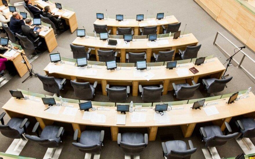Nietradycyjny alians konserwatystów i AWPL bojkotował głosowanie w Sejmie