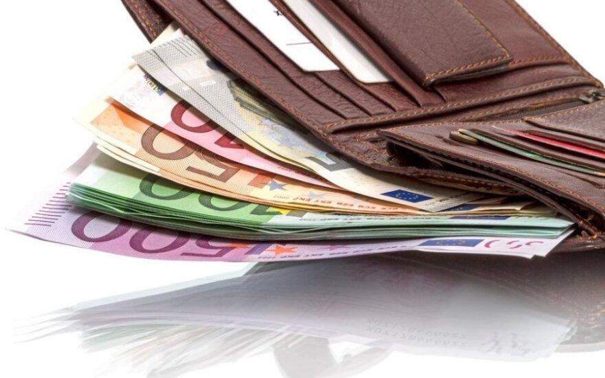 Сколько в Литве осталось миллионеров после введения евро