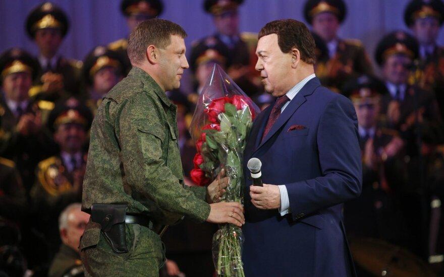 Aleksandras Zacharčenka, Josifas Kobzonas