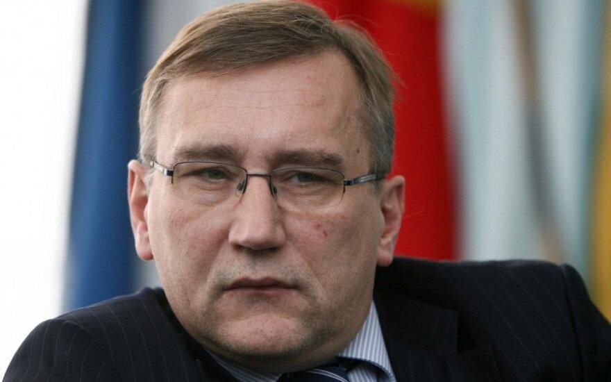 Оскорбивший литовцев эстонский министр уже сожалеет
