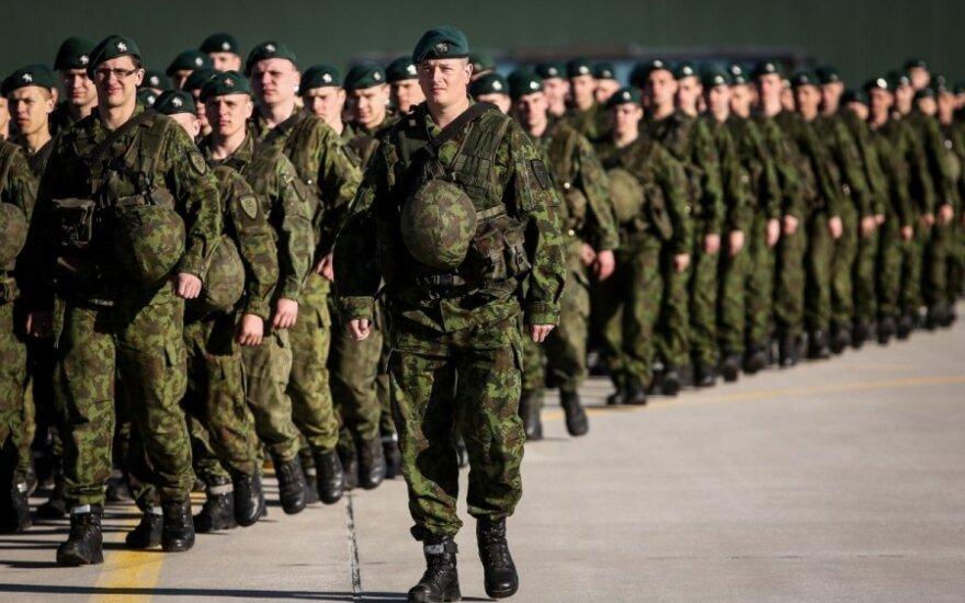 Литовские военные вернулись из миссии в ЦАР
