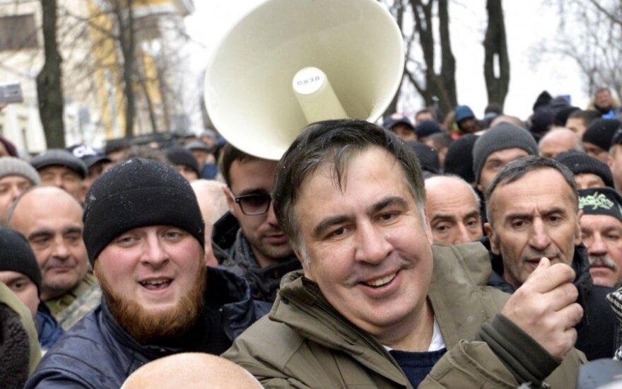 Секретарь Порошенко опубликовал письмо Саакашвили