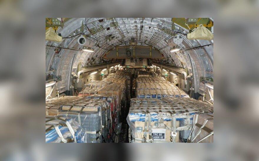 США продолжат транзит грузов в Афганистан через Латвию